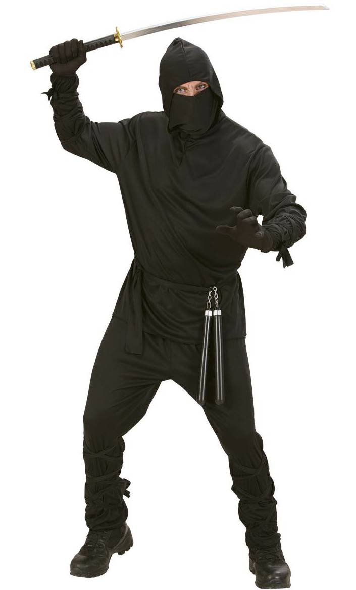 déguisement homme ninja
