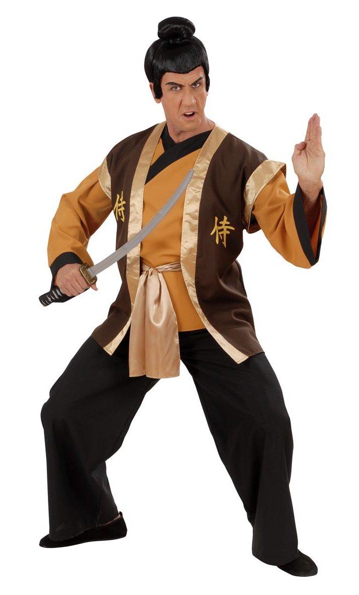déguisement kimono homme