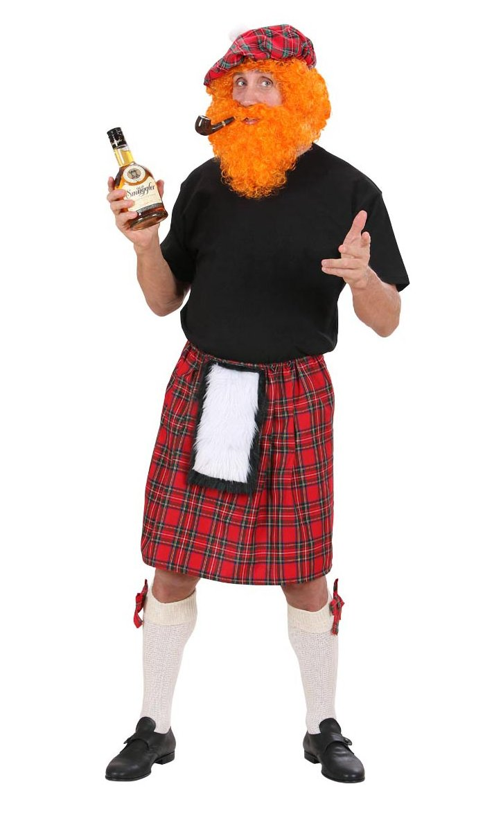 Kilt-écossais-adulte