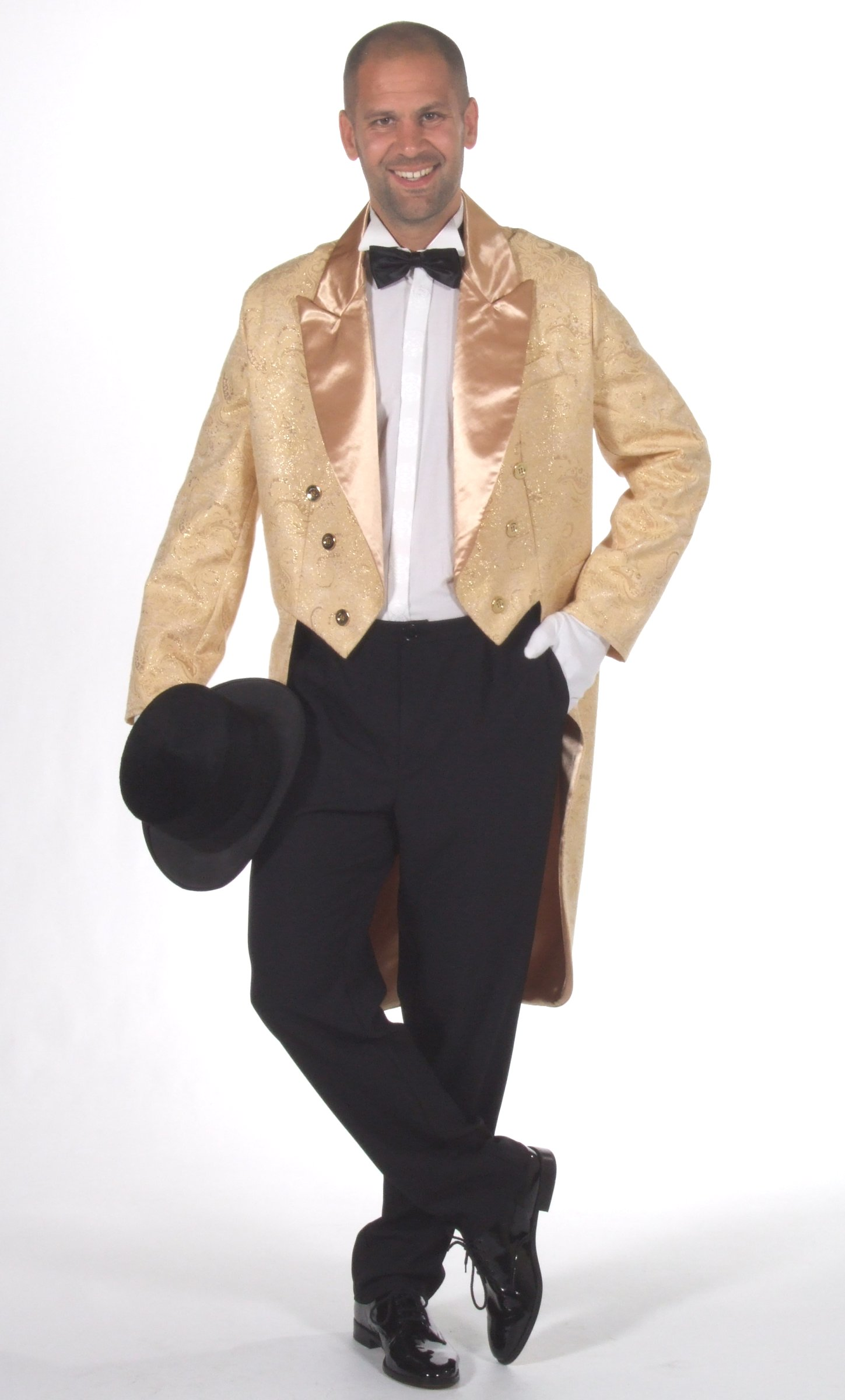 Jacquette-Or-Homme-Brocart-H1
