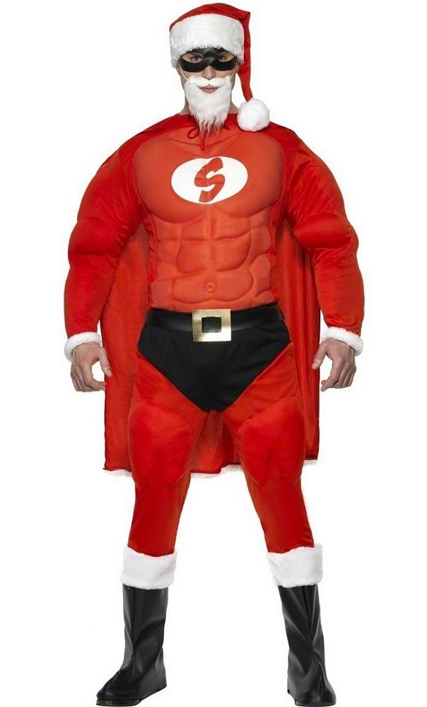 Costume-Super-Père-Noël