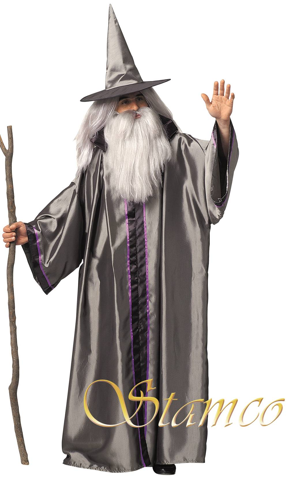 Druid Halloween Costume