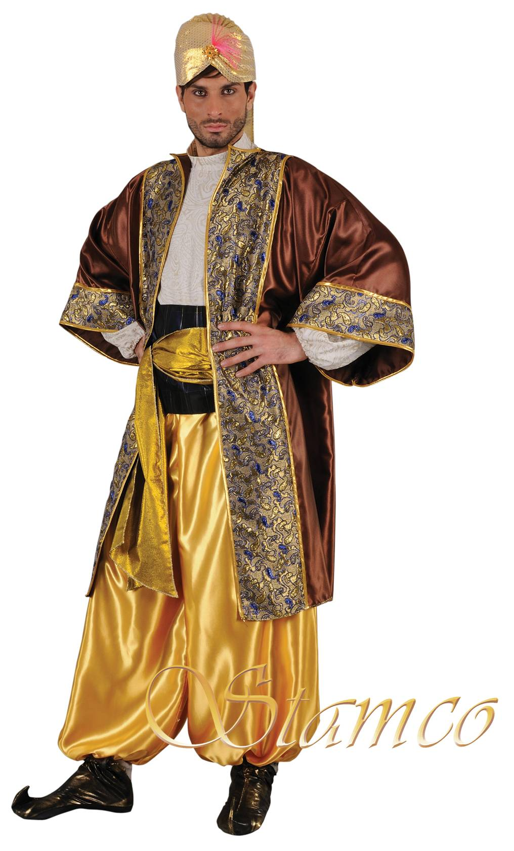 Costume-Oriental-Calife