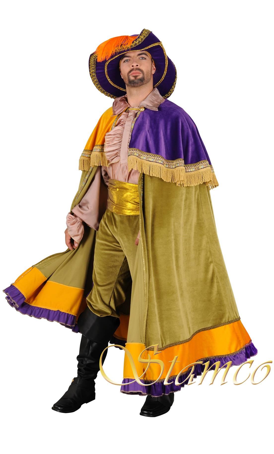 Costume-Médiéval-Troubadour