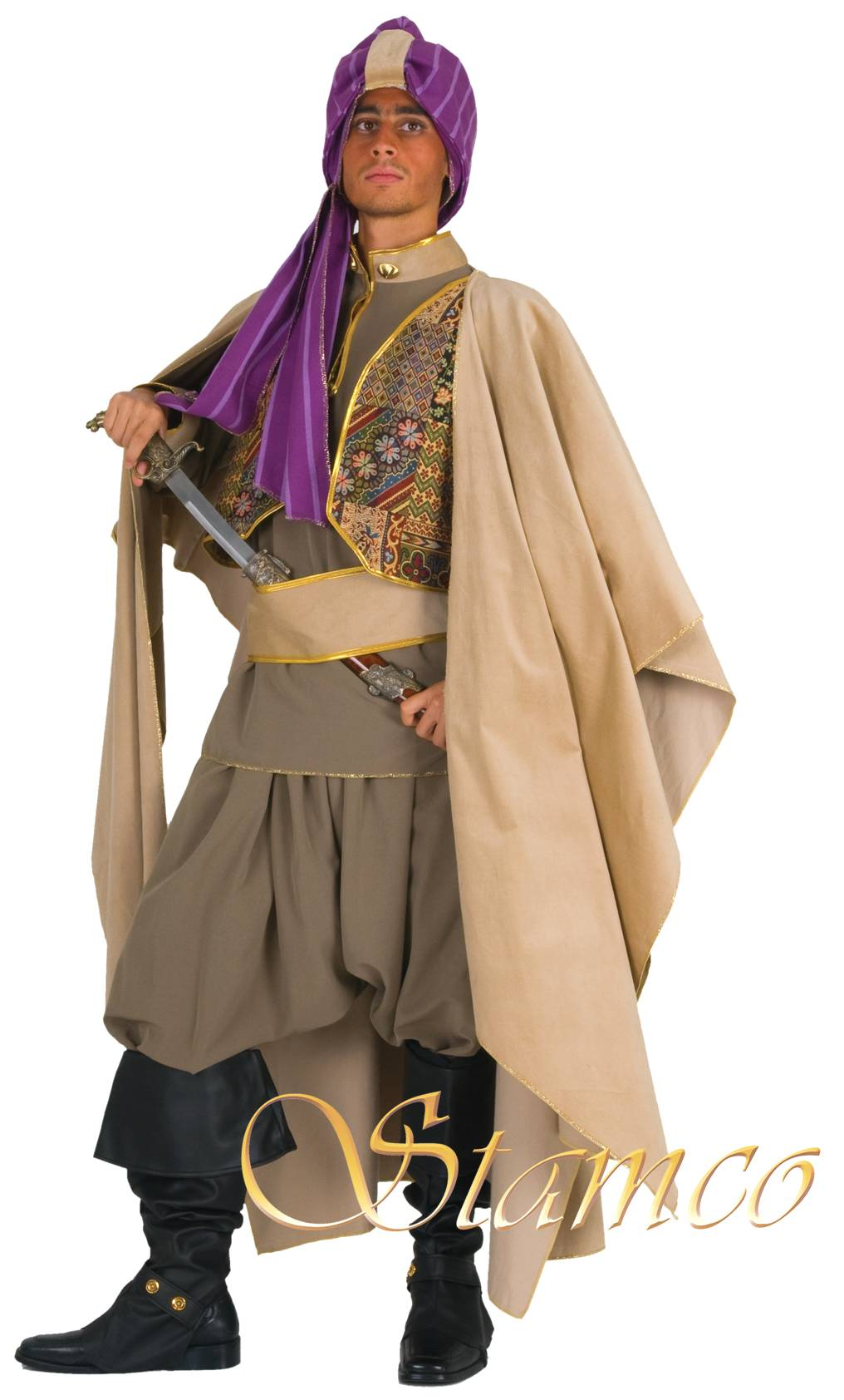 Costume-Lawrence-Arabie