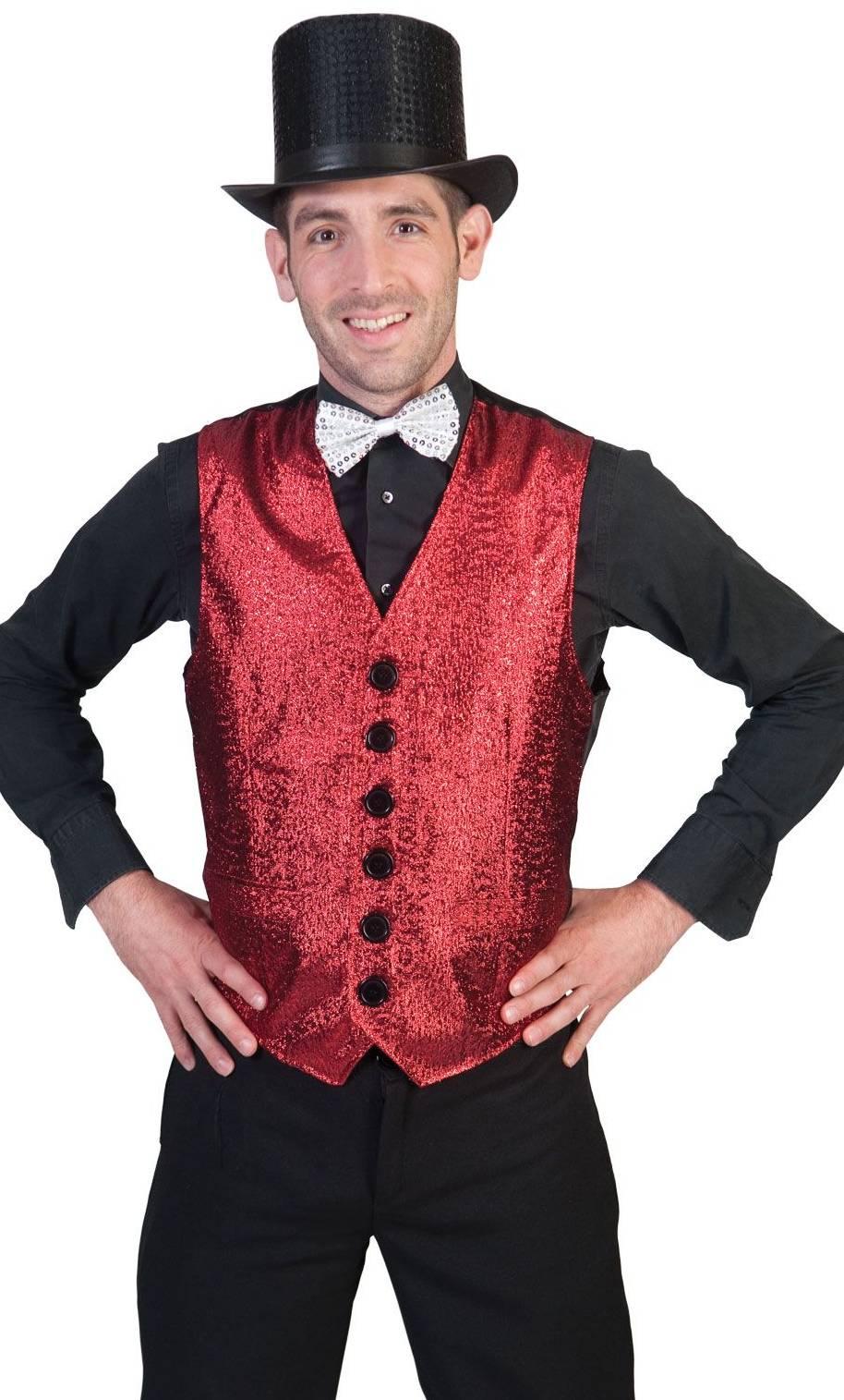 Gilet-Rouge-Cabaret