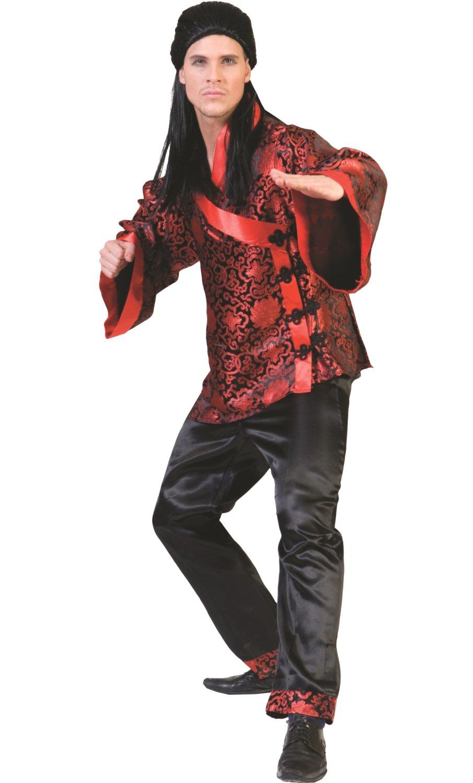 Costume-Maitre-Ninja