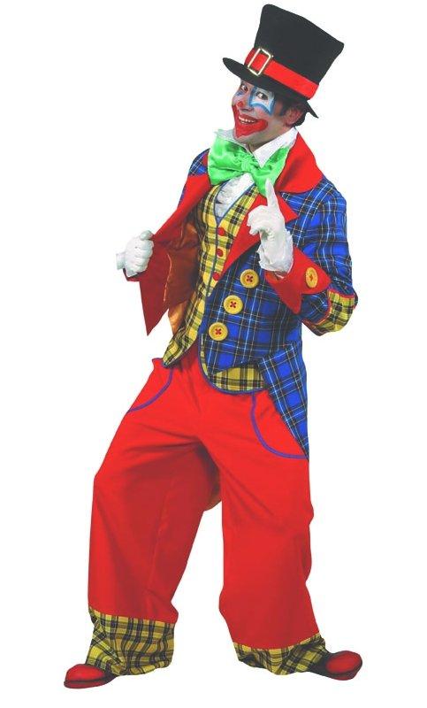 Déguisement-de-Clown-Luxe