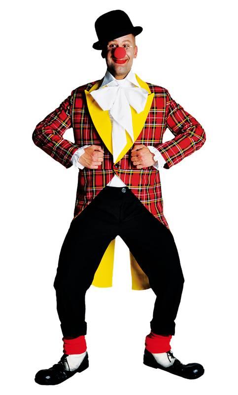 Veste-de-Clown-Queue-de-pie
