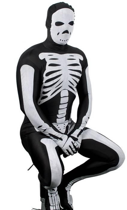 Costume-Squelette-noir-Morphsuit-3