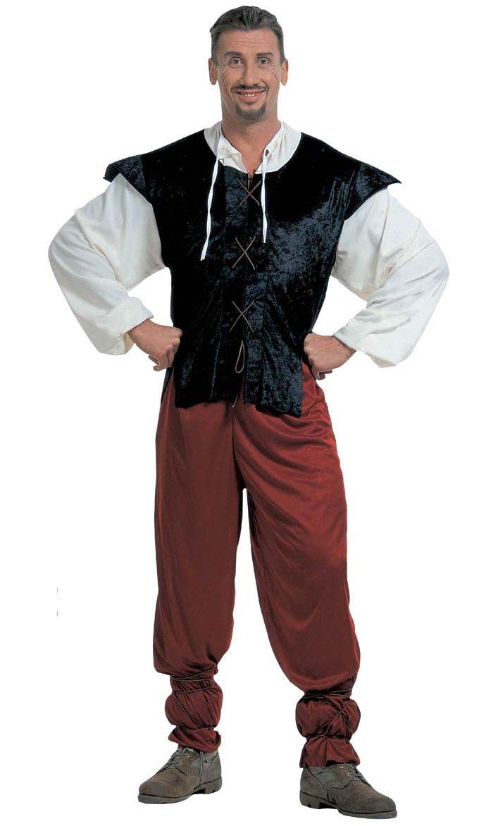 Costume-Mediéval-Gaspard-Grande-Taille-XL