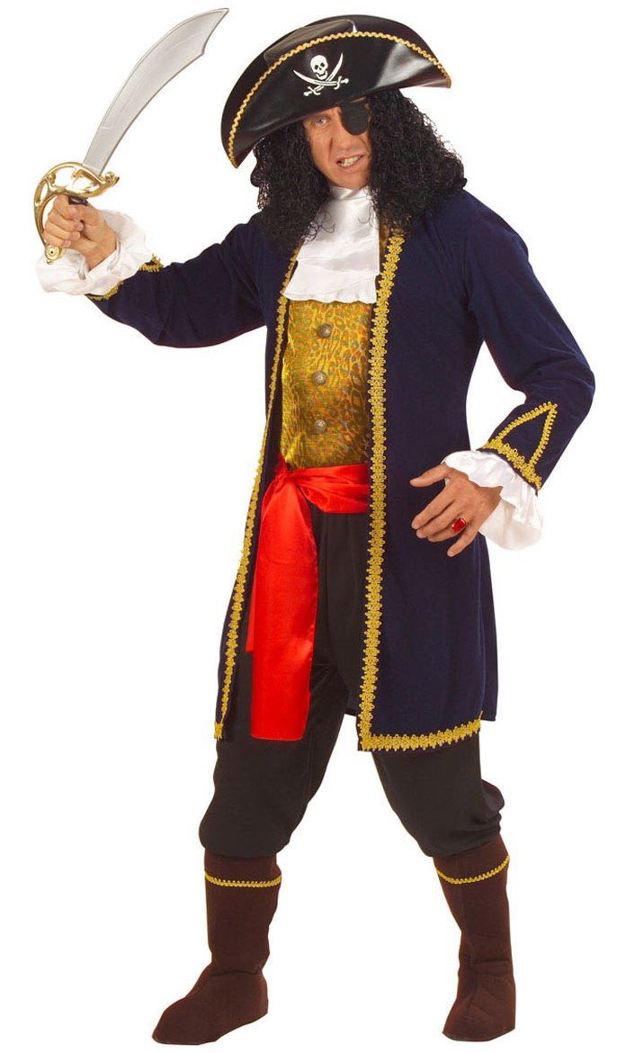 Costume-Pirate-H9-Grande-Taille-XL