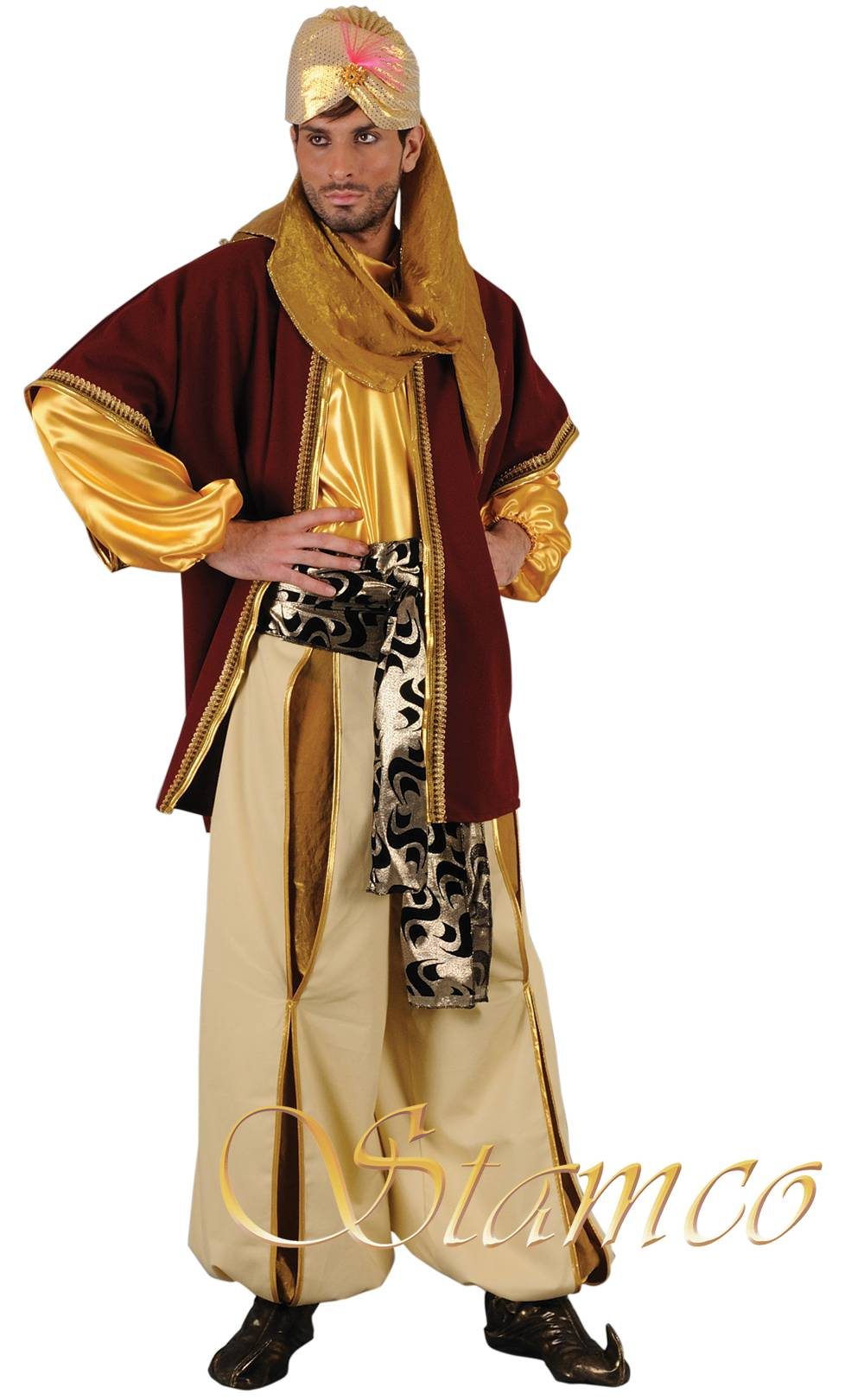 Costume-Oriental-Homme