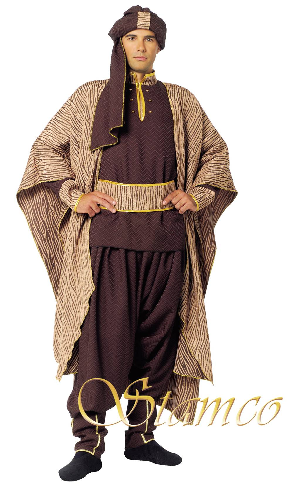 Costume-Oriental-H12