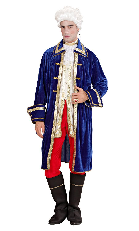 Costume marquis casanova grande taille xl