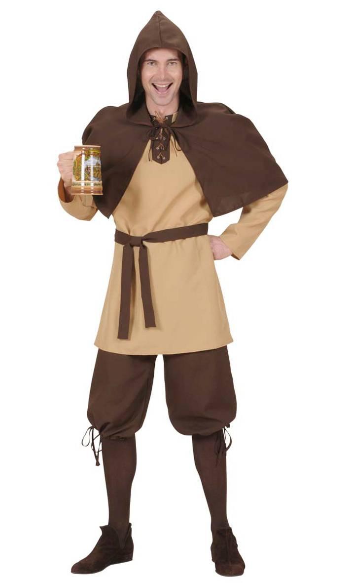 Costume-Médiéval-Homme-Grande-Taille-XL-2