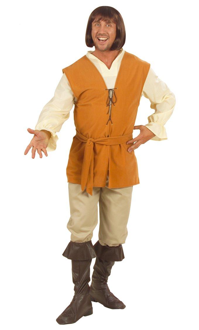 Costume-Médiéval-homme-Grande-Taille-XL