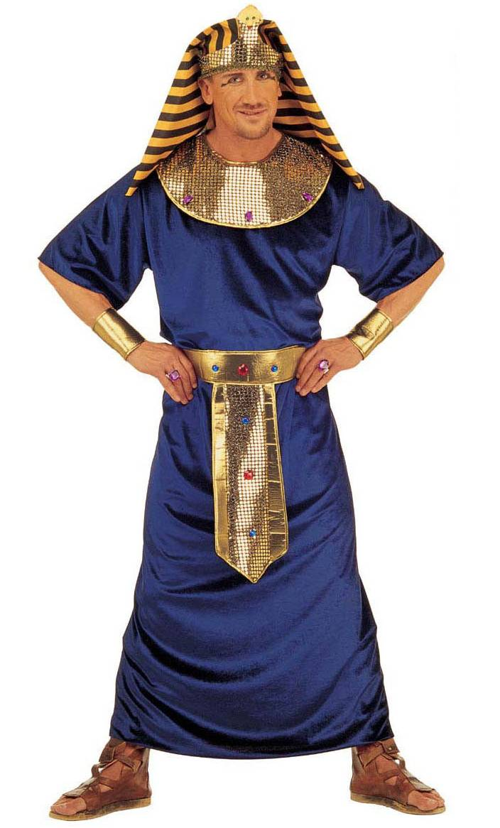 Déguisement-Egyptien-Grande-Taille-XL
