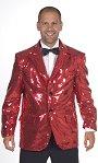 Veste-à-paillettes-rouge