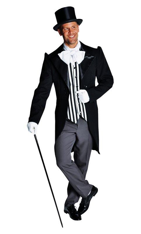 Fabuleux Costume belle epoque-homme 1900-v19719 DW22