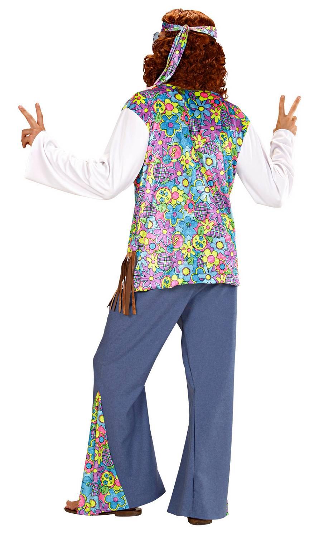 Costume-Hippie-homme-Grande-Taille-XL-2