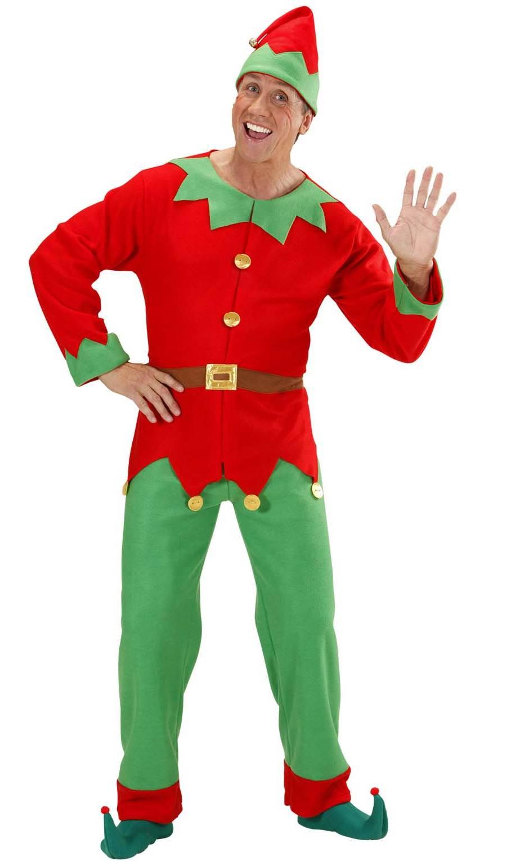 Costume-de-lutin-Noël-XL