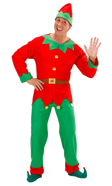 Costume-de-lutin-Noël-XL-2