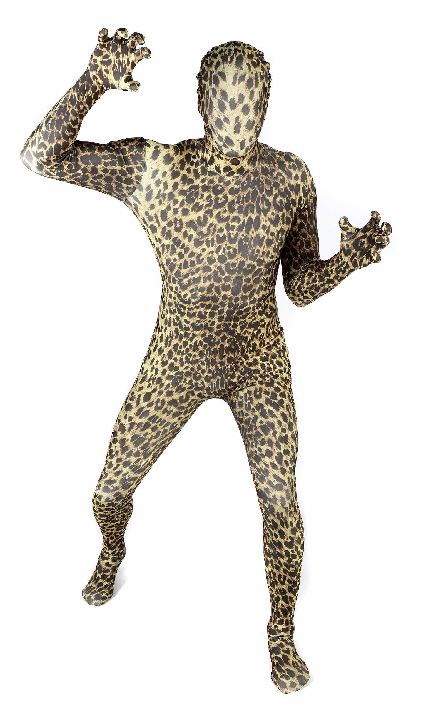 Costume-Morphsuit-Léopard