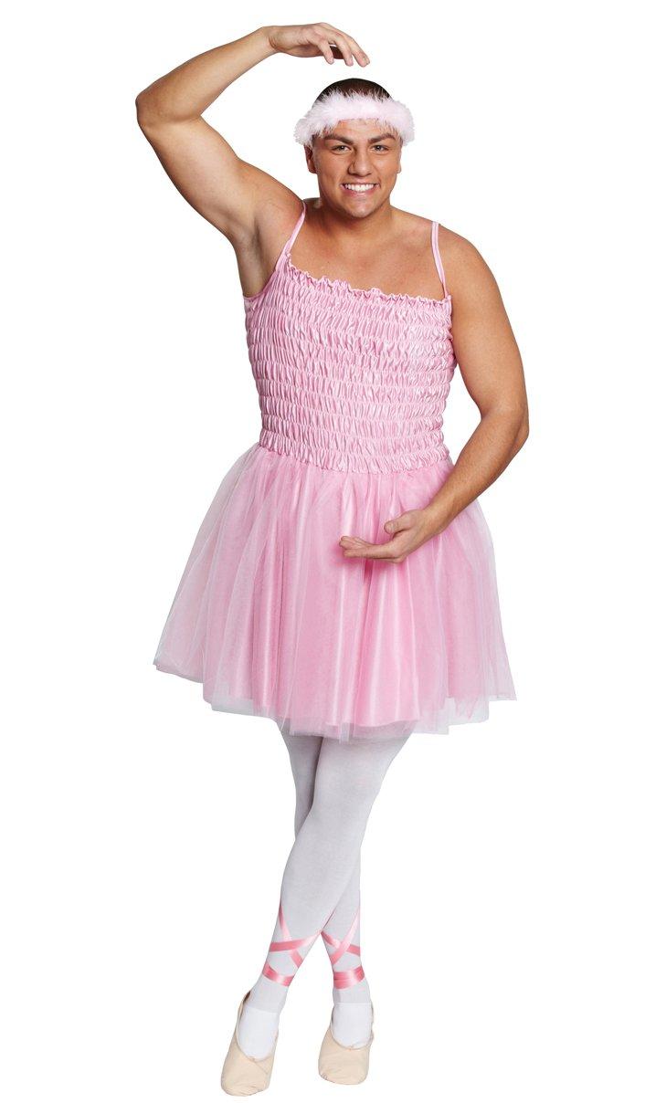 Costume-Ballerine-Rose-Homme