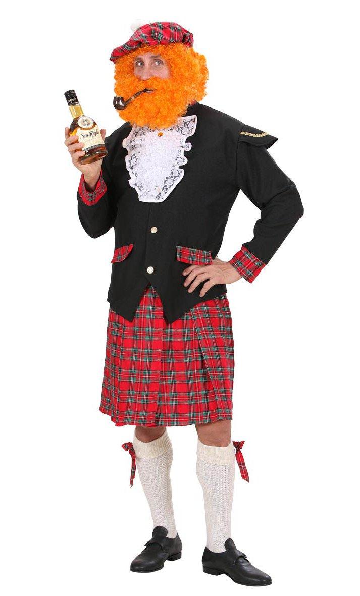 Costume ecossais v19739 for Pourquoi ecossais portent kilt