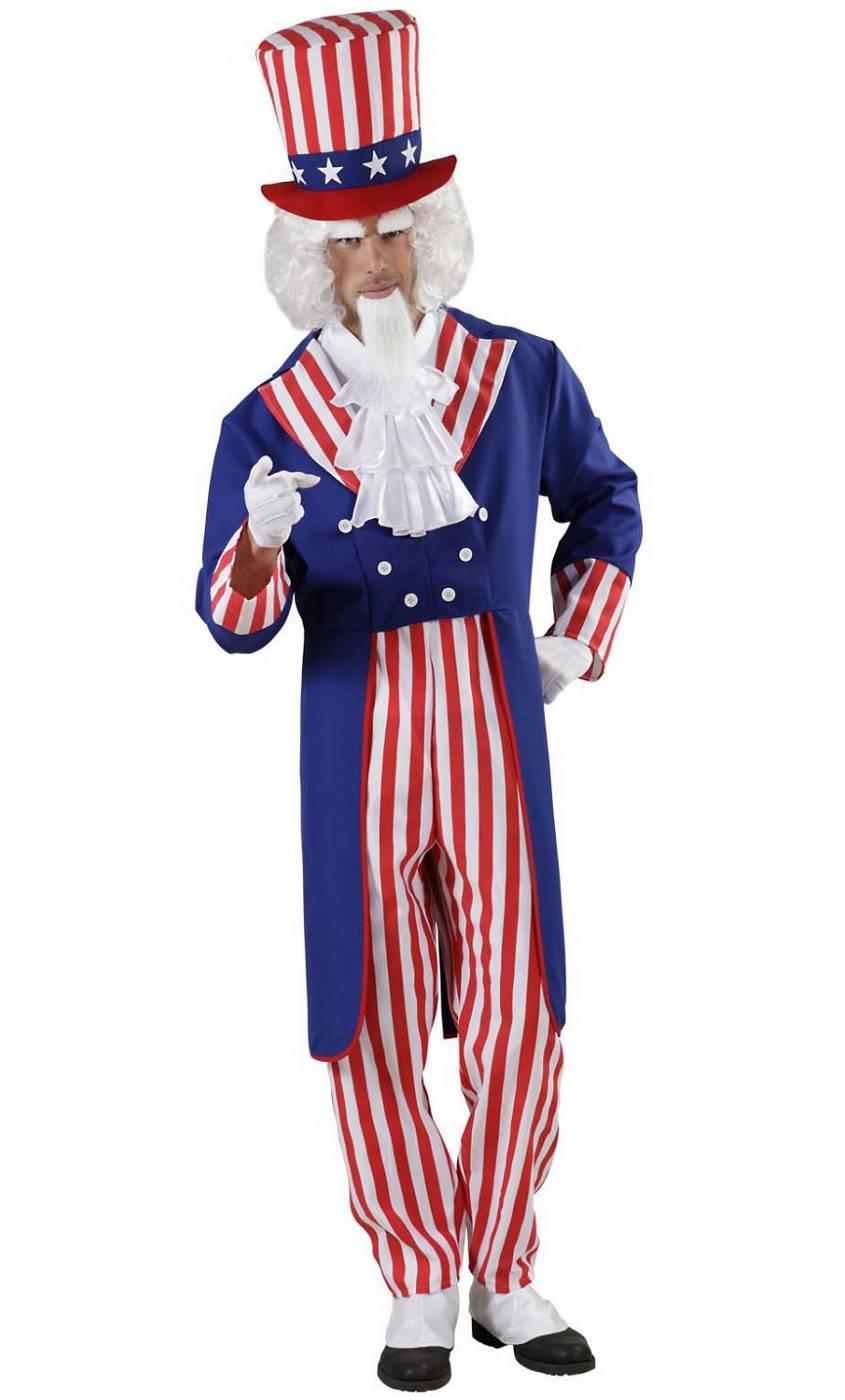 Costume oncle sam