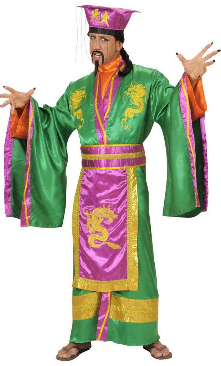 Costume-Empereur-Chinois-XL