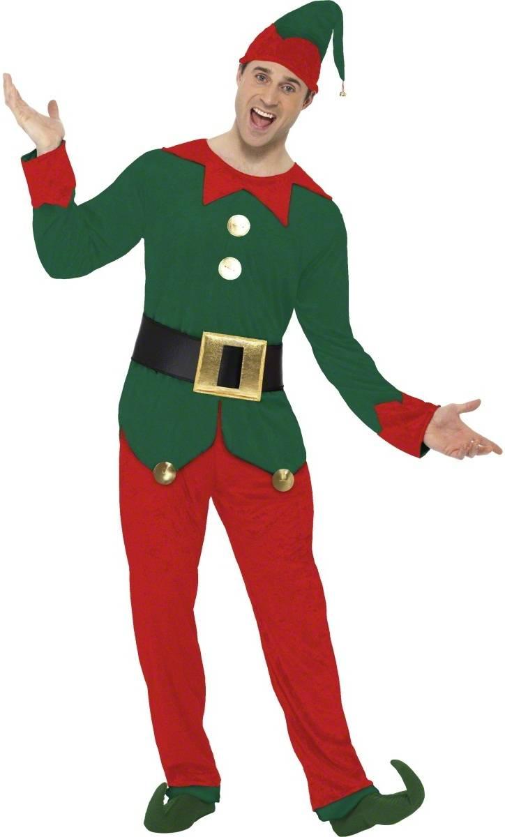 Costume-Lutin-Noël-XL