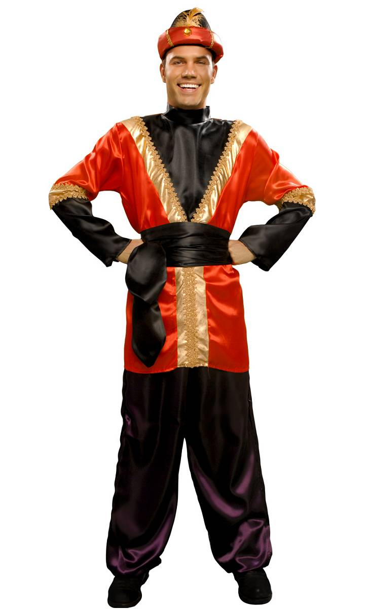 Costume-Oriental-H11