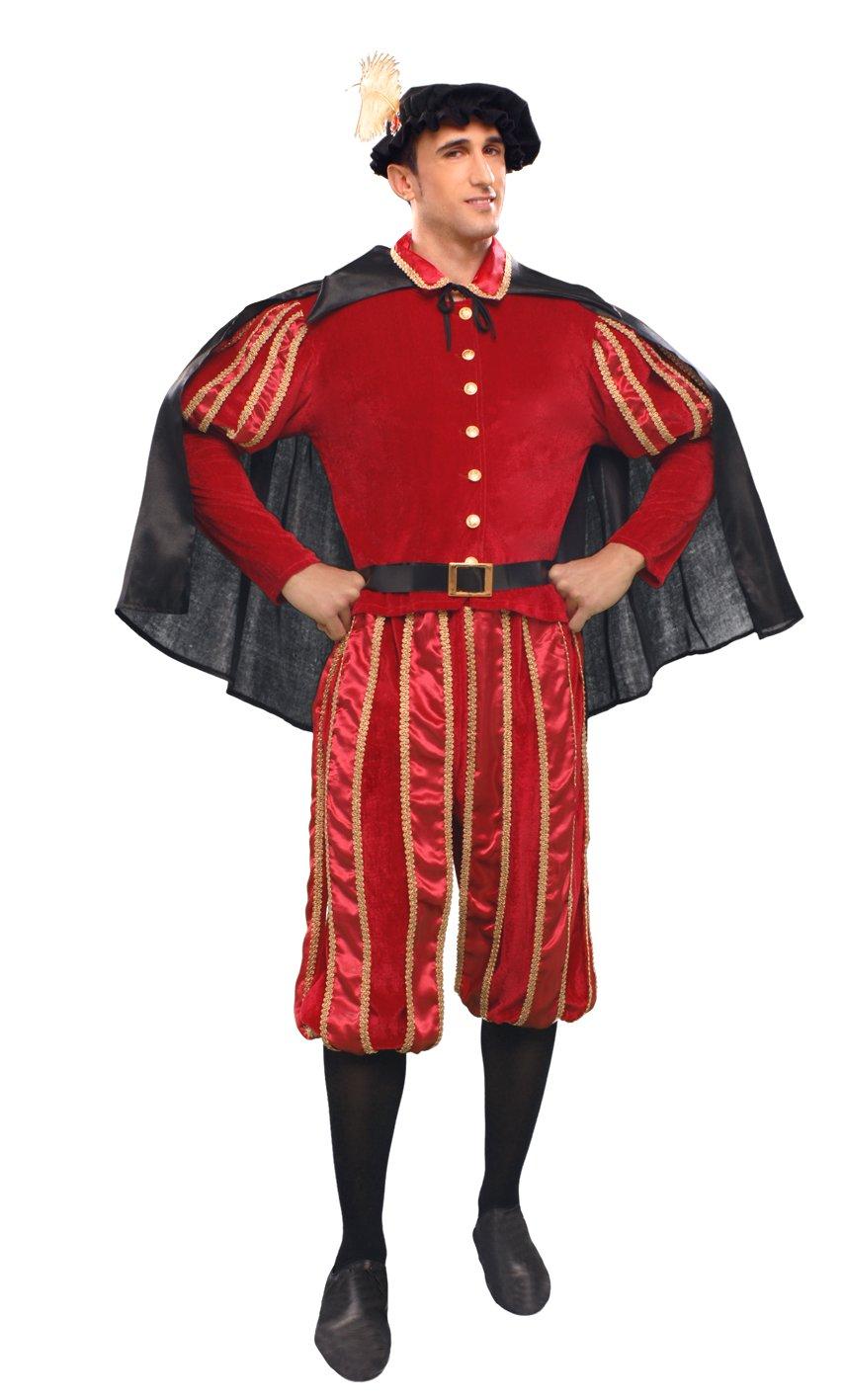 Costume-Médiéval-H15