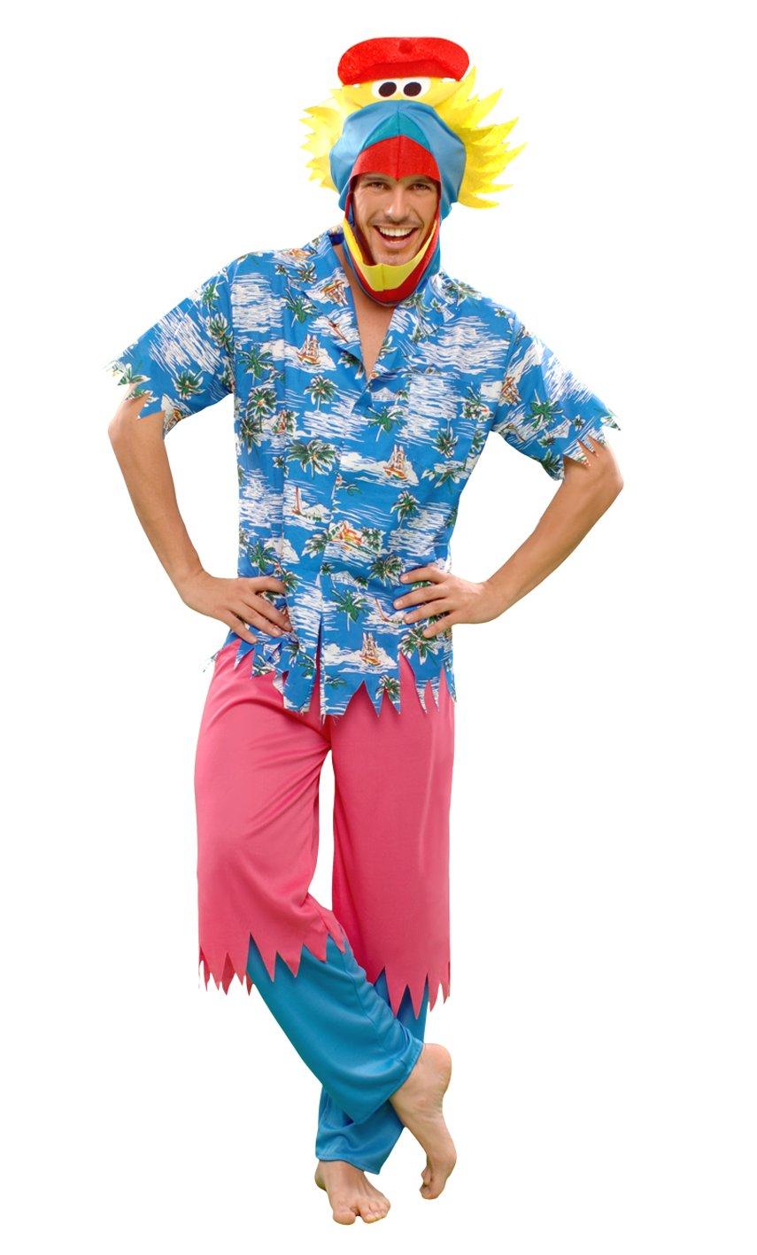 Nouveau Costume d'oiseau des iles-v19776 KW37