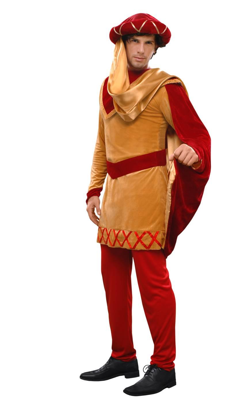 Costume-Médiéval-H14