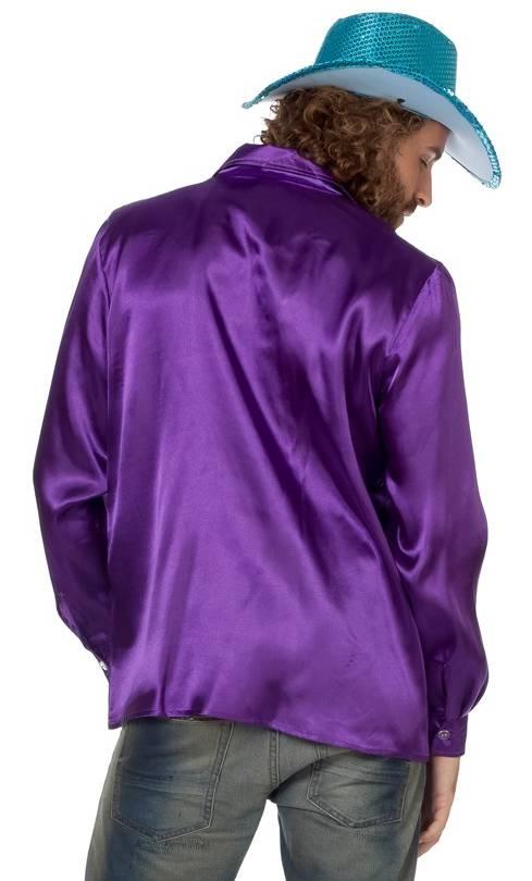Chemise-Disco-violet-Grande-Taille-XL-XXL-XXXL-2