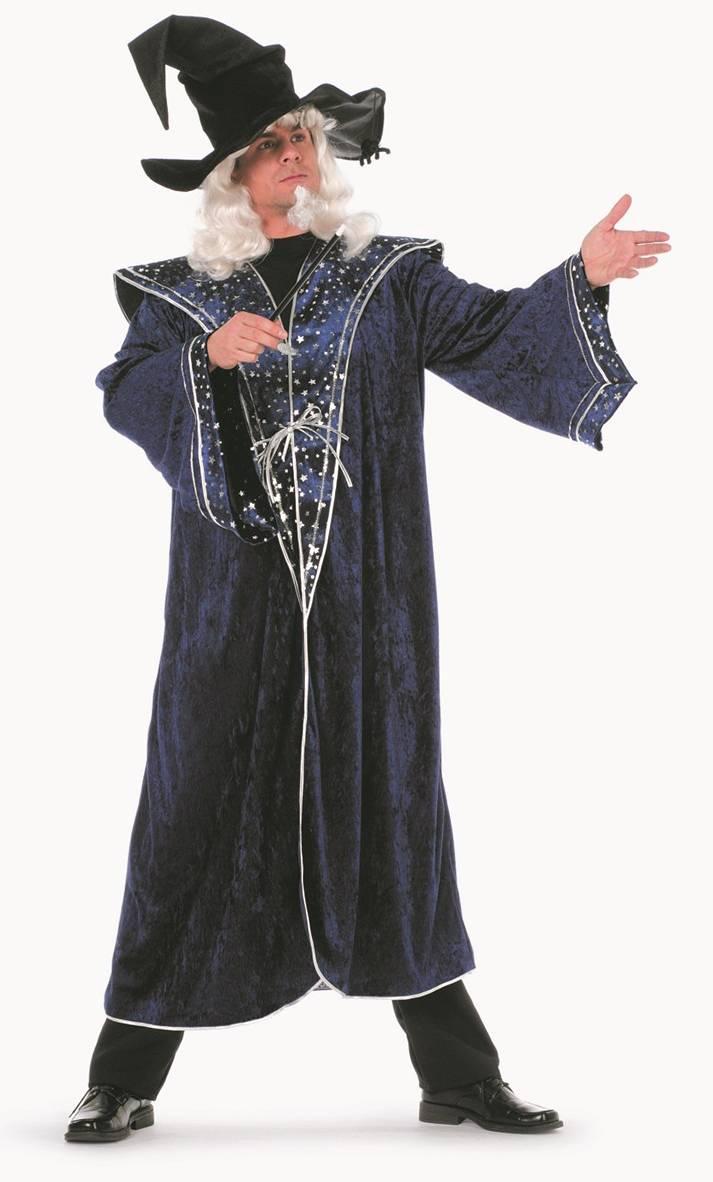 Costume-Magicien-Homme-XL-XXXL
