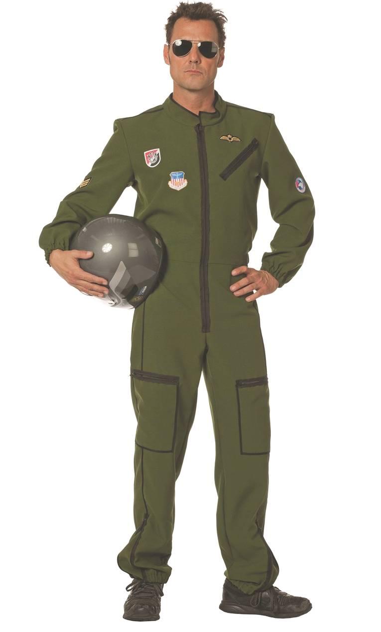 Costume-de-pilote-de-chasse-XL-XXL