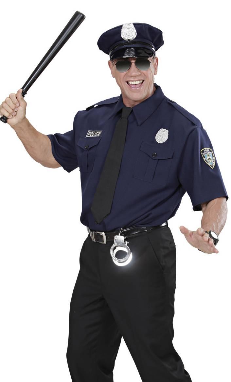 Chemise-de-Policier