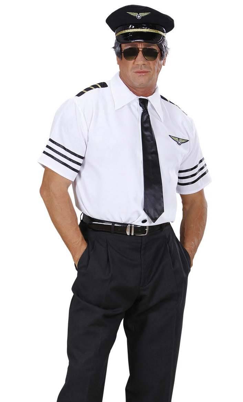 Chemise-de-Pilote-XL