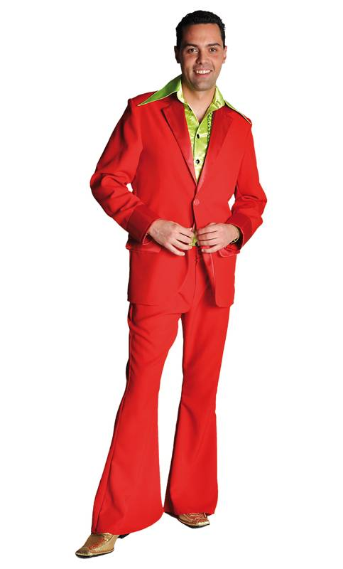 Costume-pièces-rouge-Homme