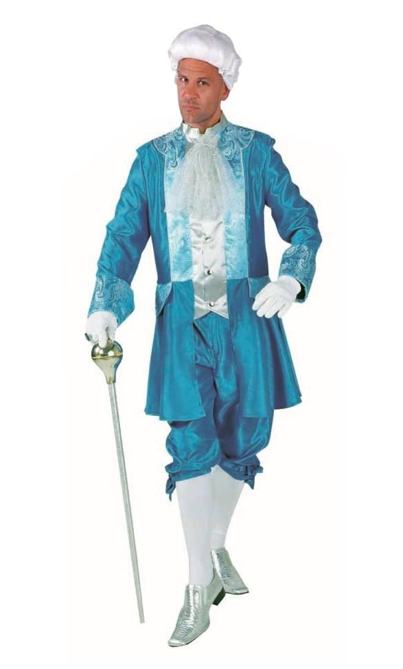 Costume casanova grande taille xl - xxl