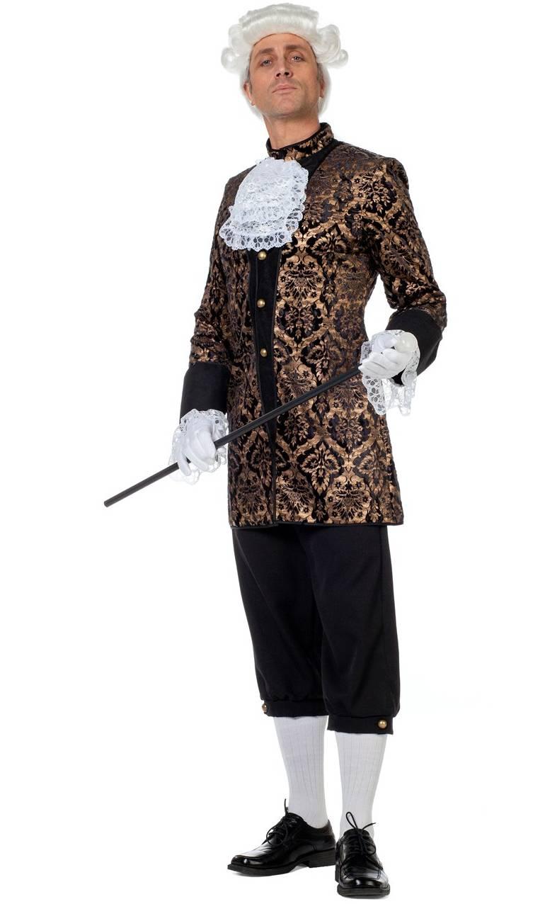 Costume-Marquis-Grande-Taille-XL-XXL