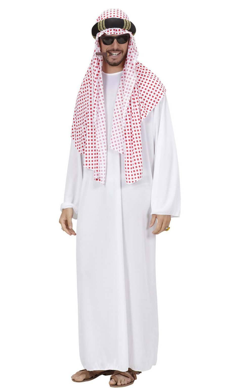 Costume sheik grande taille
