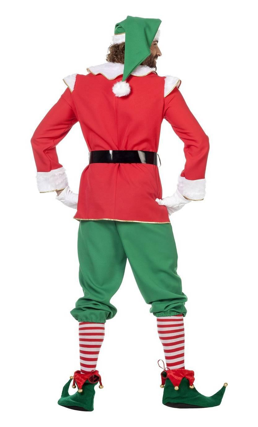 Costume-Lutin-Noël-Homme-XL-XXL-2