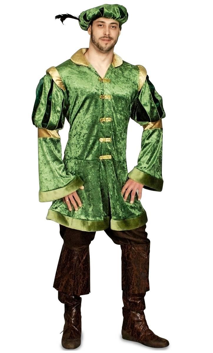 Costume-Médiéval-Grande-Taille-XL-XXL