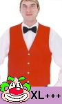 Gilet-rouge-Grande-Taille-XL-XXL