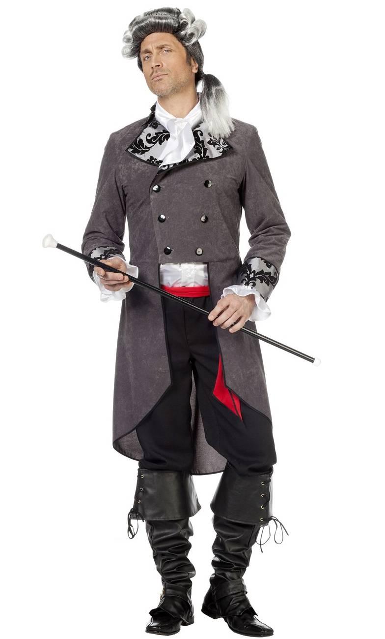 Costume-de-Commandeur-Grande-Taille-XL-XXL